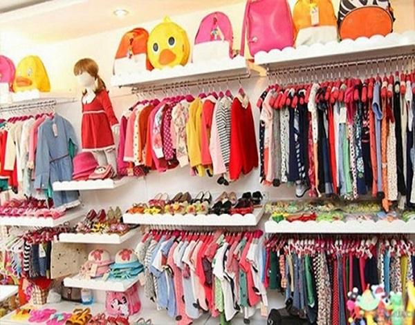 kinh doanh thời trang trẻ em 1