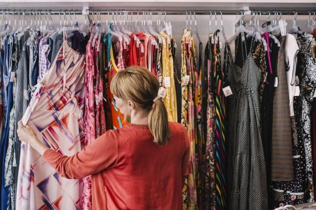 Mẹo chọn đồ ở Thrift shop là gì?