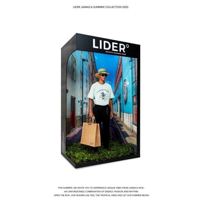 BST Jamaica summer 2020 của LIDER
