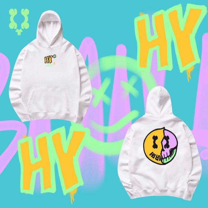 Áo hoodie Hey You