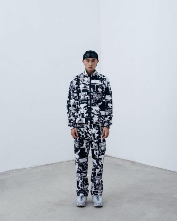 Paranoid summer collection