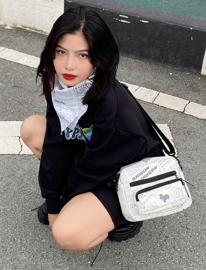 Saigon Swagger Cross Bag