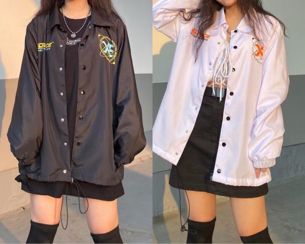 Coach jacket xxme
